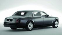 Extended Wheelbase Rolls-Royce Phantom Available in Europe