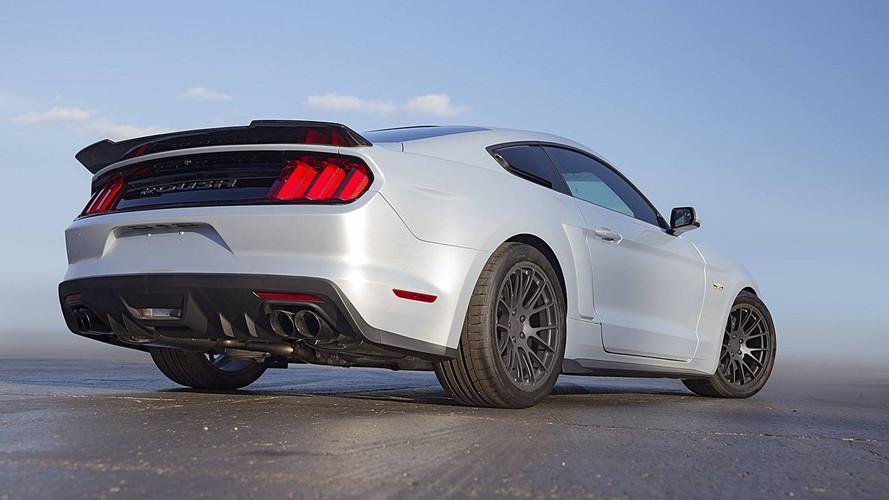 Plus de 730 chevaux pour cette Ford Mustang GT