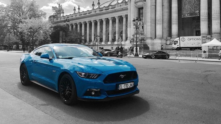 Ford dévoile les tarifs des Mustang Black Shadow et Blue Edition