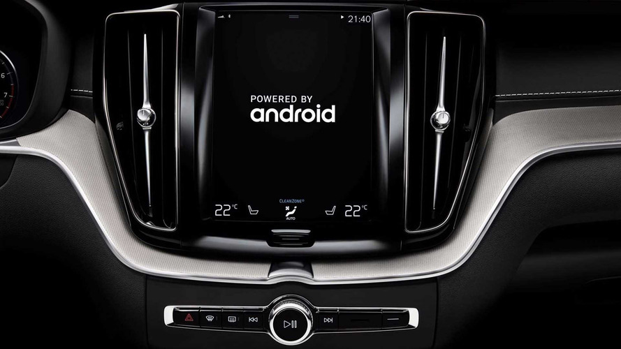 Volvo To Partner With Google For Android-Based Next-Gen Car Tech
