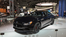 Maserati Ghibli Nerissimo Edition