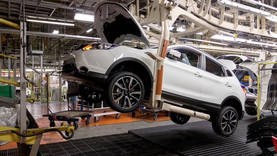 UK car production hits nine-year high