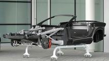 Mercedes SLR McLaren Roadster F1 Monocoque