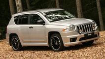 2007 Jeep Compass Rallye