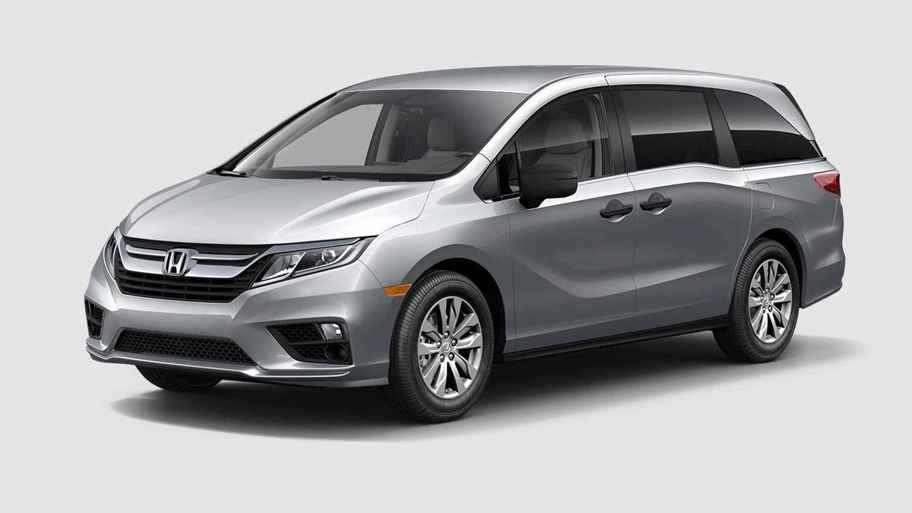 7. Minivans: Honda Odyssey
