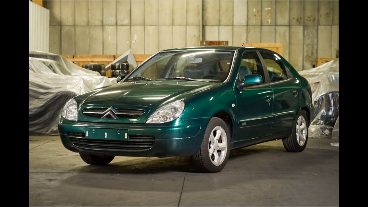 2001 Citroën Xsara Berline 1.6l