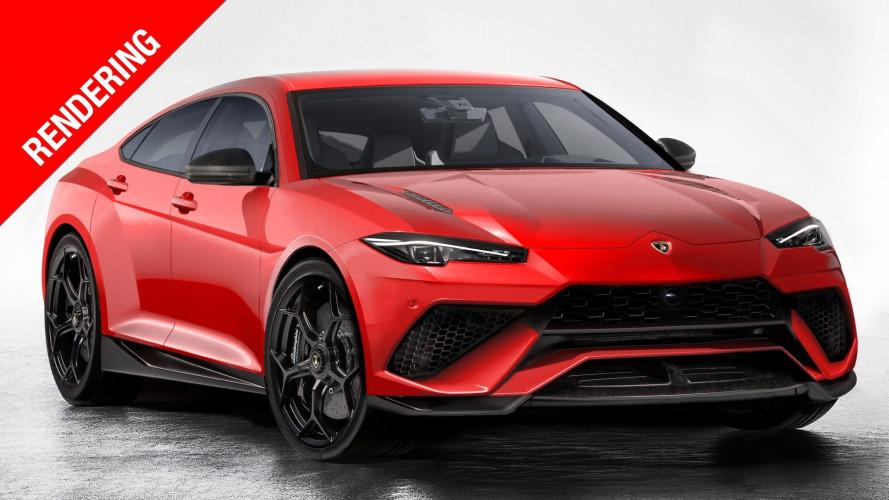 Lamborghini, la prossima è la super berlina
