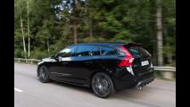 Volvo S60 e V60 Polestar nuovo pacchetto aerodinamico
