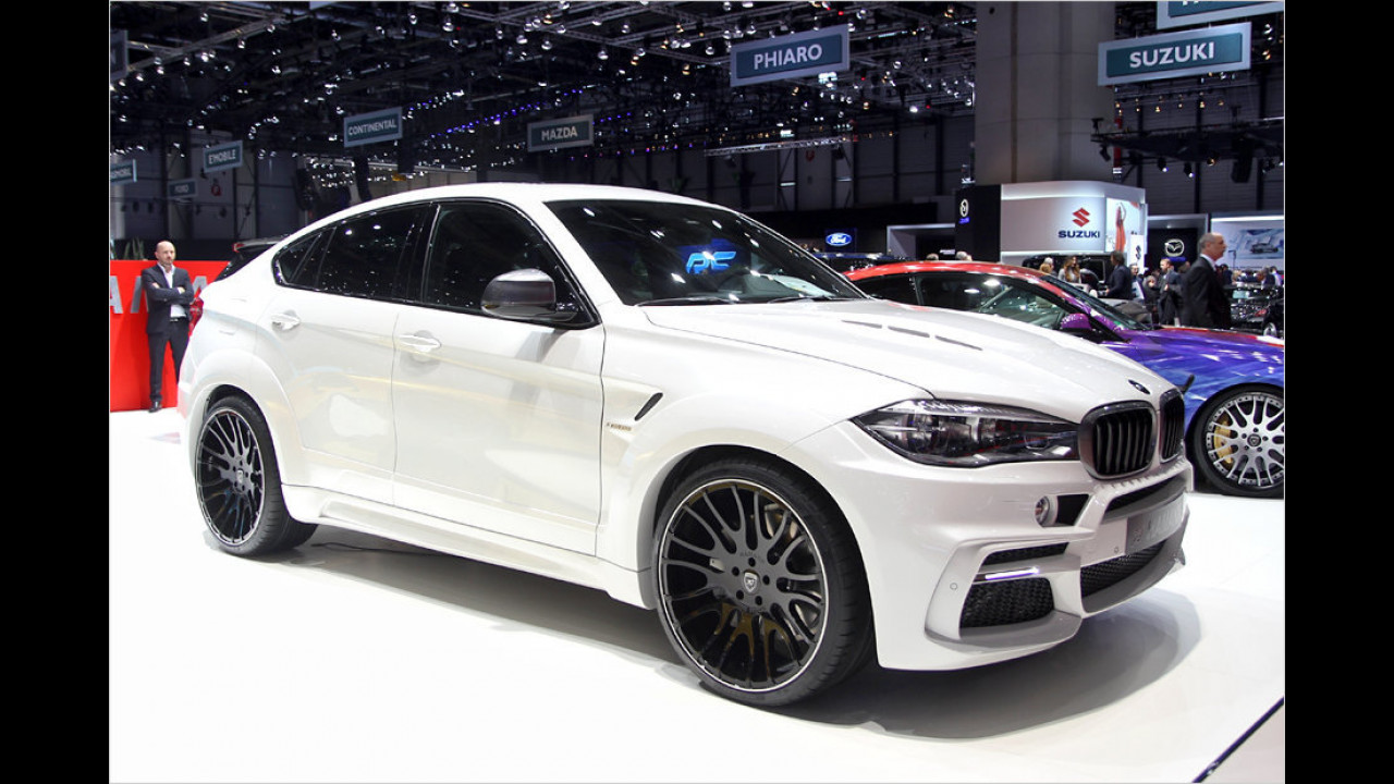 Hamann BMW X6 Widebody