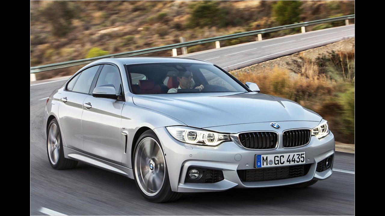 BMW 4er Gran Coupé