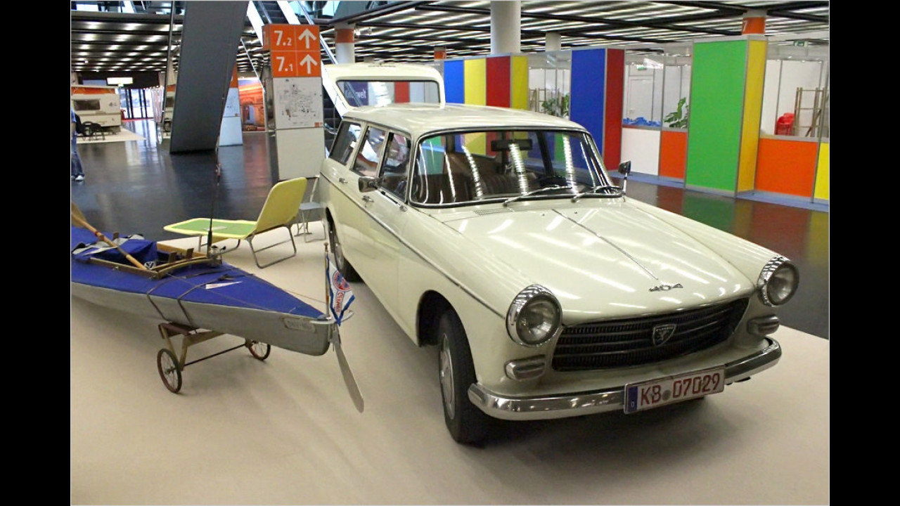 Peugeot 404 L Grand Luxe