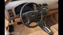 Honda Civic GX Sedan