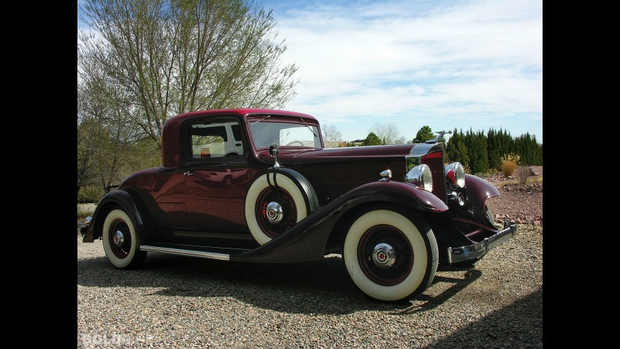 Packard Eight 2/4-Passenger Coupe