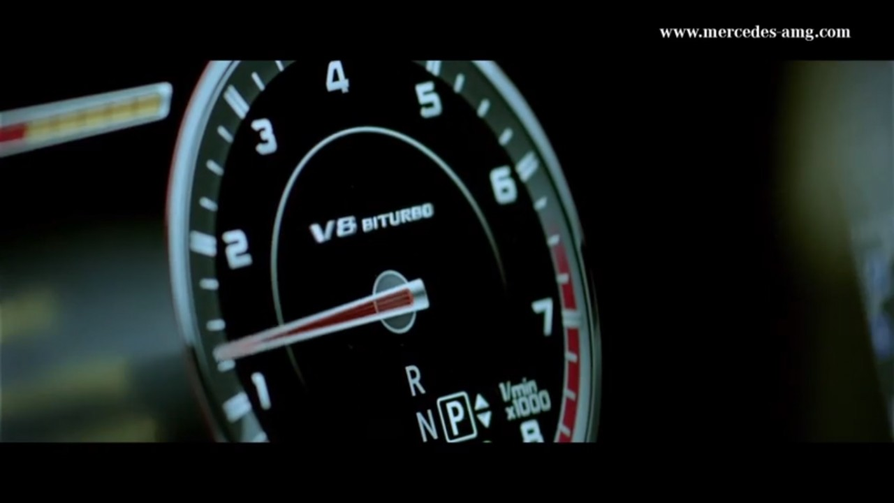 Vídeo: Mercedes-Benz faz teaser do novo S 63 AMG