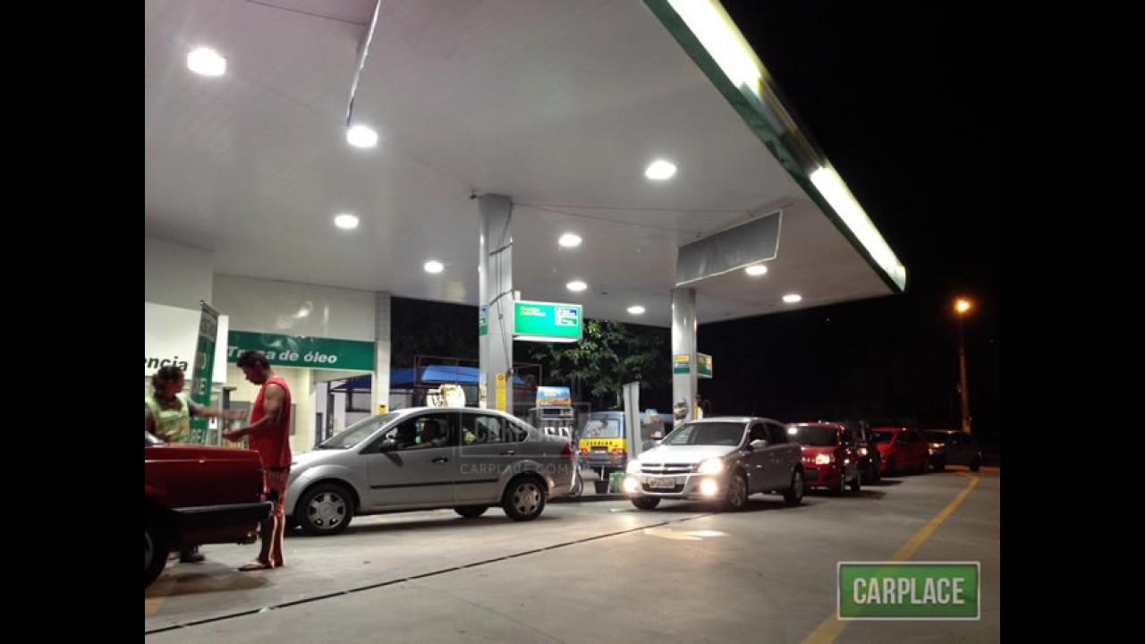 Gasolina sofrerá aumento de preço no ano que vem, confirma ministro da Fazenda