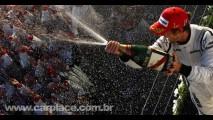 Fórmula 1: Jenson Button vence novamente - Barrichello termina em 5° e Massa em 14°