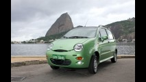 Chery lança oficialmente o compacto QQ no Brasil por R$ 22.990