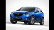 Pré-Frankfurt: Novo CX-5 2012 aparece em novas imagens oficiais divulgadas pela Mazda