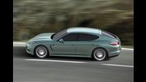 Porsche apresenta o Panamera Diesel - Motor V6 de de 250cv e consumo de 15,3 km/l