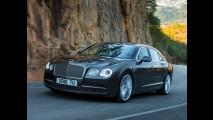 Bentley Continental Flying Spur 2014 - Sedã de luxo com 625 cv será apresentado em Genebra