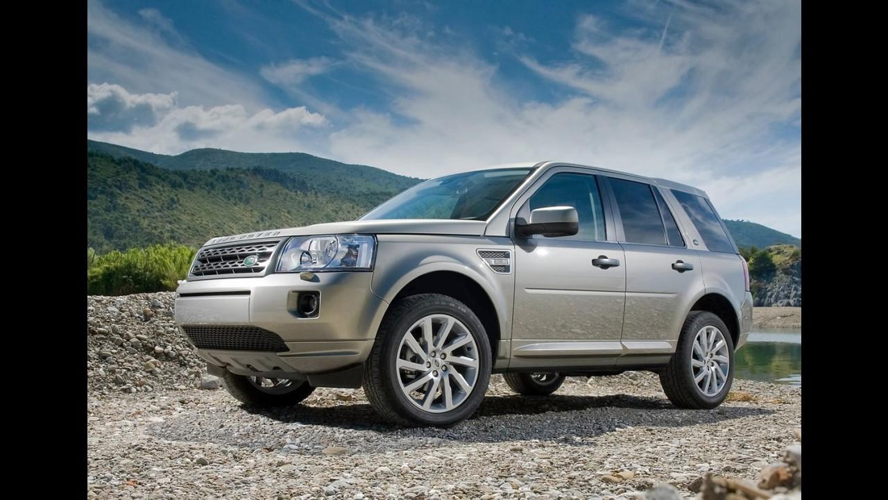 Land Rover inaugura fábrica na Índia