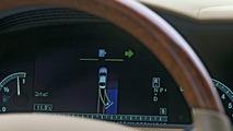 New Mercedes CL Class: Parking Assistance Technology