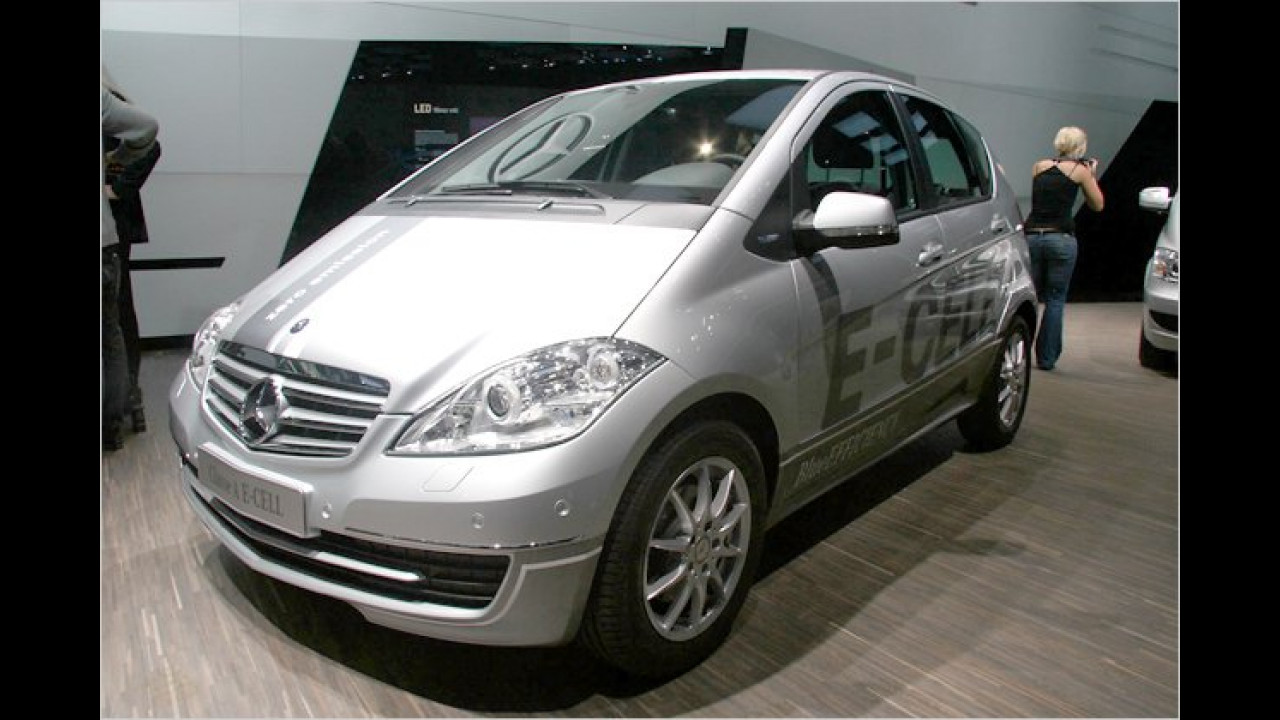 Mercedes A-Klasse E-Cell