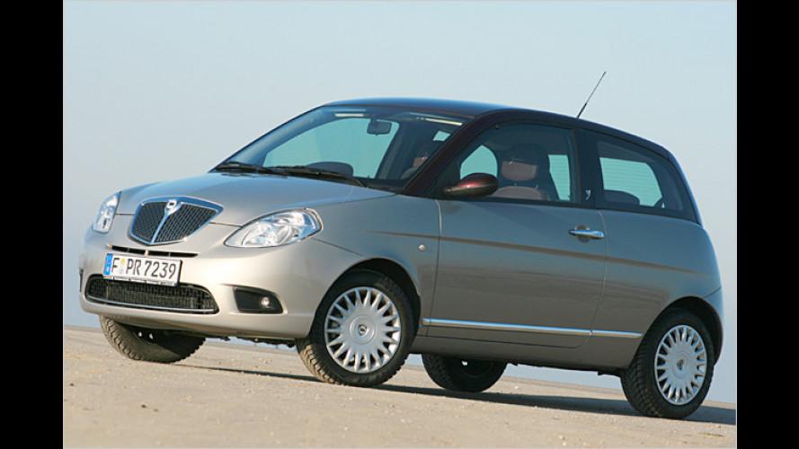 Über 5.000 Euro sparen: Lancia ergänzt Abwrackprämie