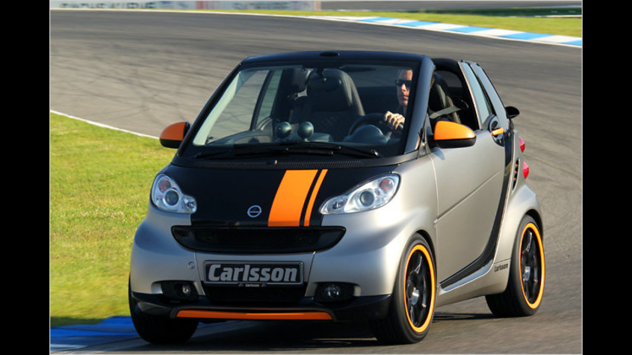 Carlsson Smart C25 Edition