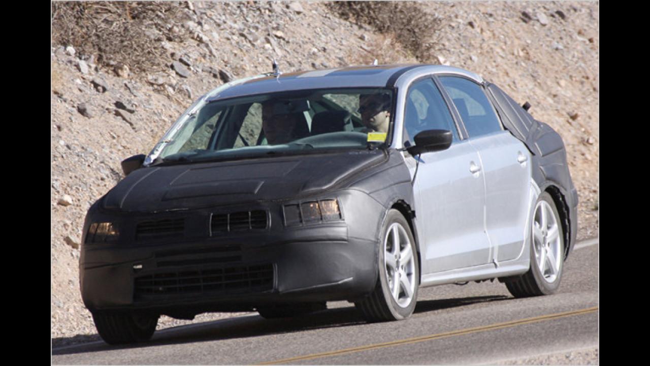 VW New Midsize Sedan