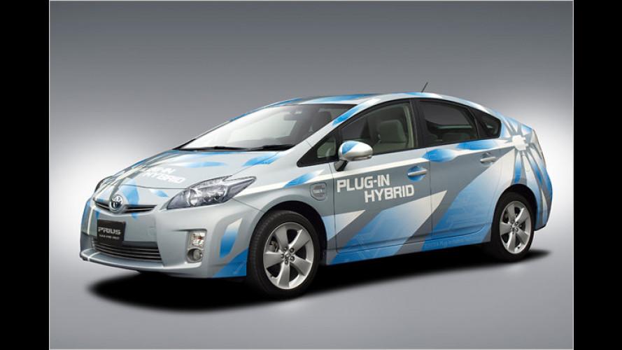 Toyota baut Testprogramm aus: Plug-in-Hybrid in Portugal