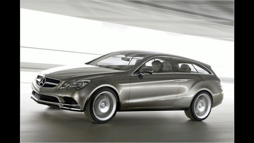 Brake for Shooting Brake: Mercedes Concept Fascination