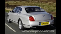 Bentley apresenta o Continental Flying Spur Speed 2009 com 600 cv de potência