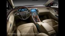 Salão de Detroit: Buick LaCrosse 2010 é a versão norte-americana do Insignia