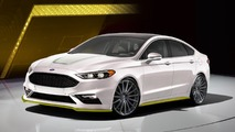 Ford Mustang and Fusion Sport for 2016 SEMA