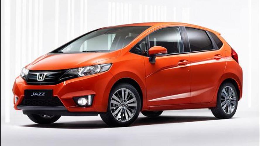 Nuova Honda Jazz, spazio alla versatilità