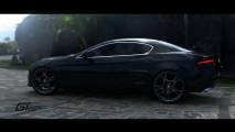 Alfa Romeo GT 2015 restyling (rendering)