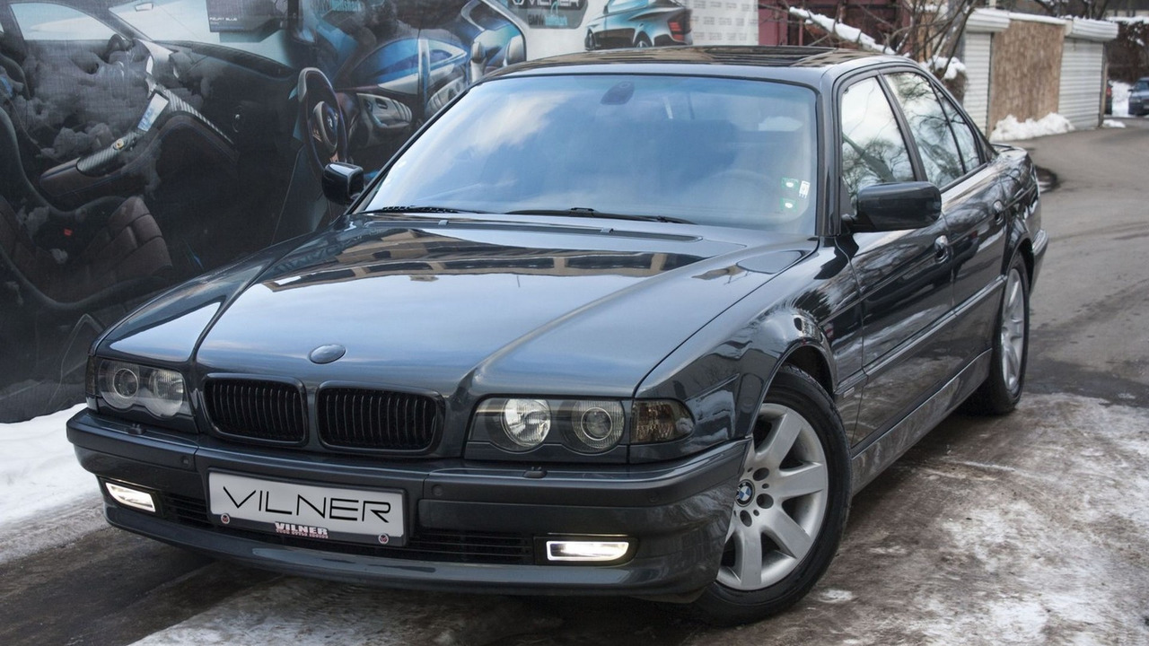 BMW 750 E38 by Vilner