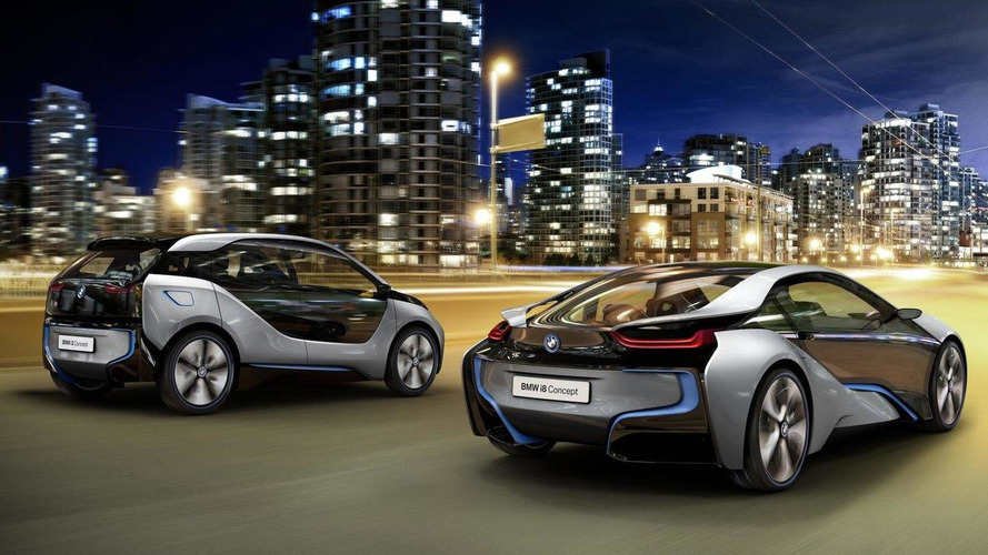 BMW i4 & i5 in the works - report
