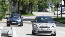 2013 MINI Cooper spied with new details 05.08.2011