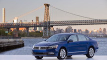 2016 Volkswagen Passat facelift