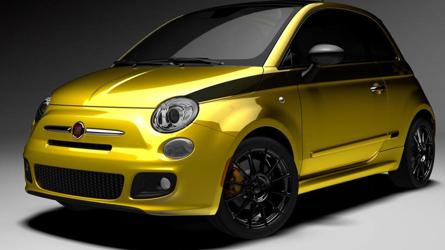 Dodge Dart GTS 210 Tribute & Fiat 500 Stinger revealed