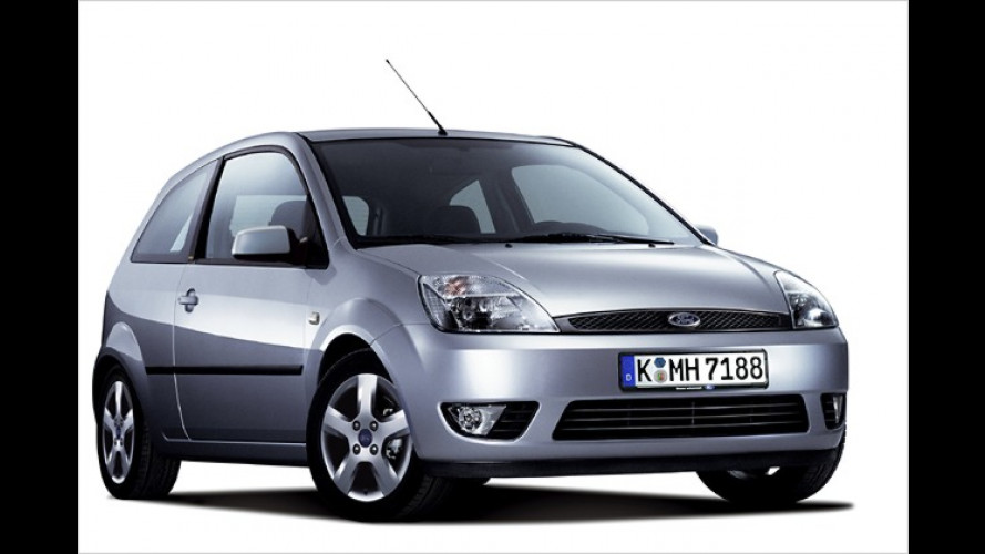Ford Fiesta ,We will rock you