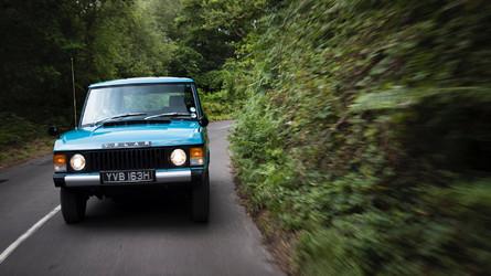1969 Range Rover Velar Prototype First Drive: Memory Lane