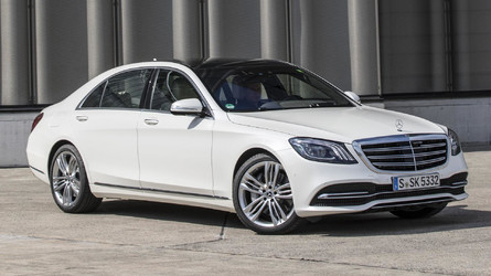2018 Mercedes-Benz S-Class First Drive