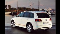 VW Touareg ,North Sails