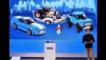 Ford Mustang, la versione LEGO