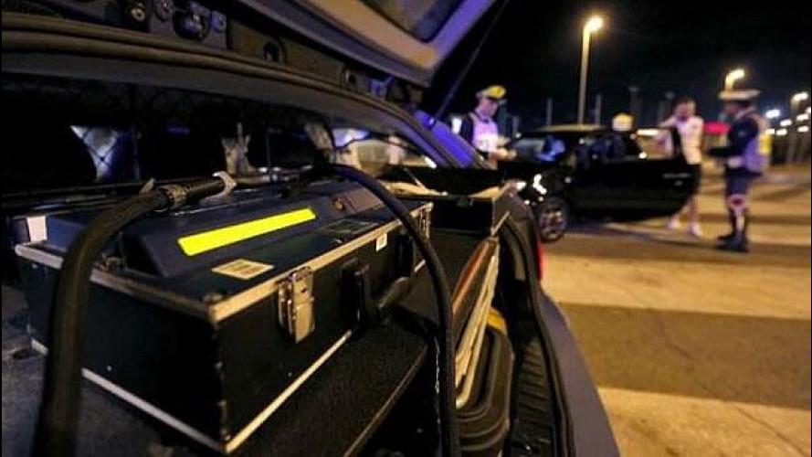 Test antidroga, presto nuovi kit diagnostici alla Polizia