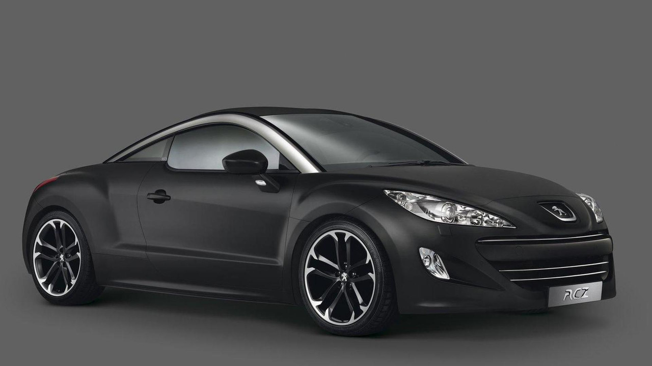 Peugeot RCZ Asphalt Limited Edition 29.08.2011