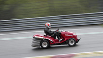 Honda Mean Mower at Spa Francorchamps